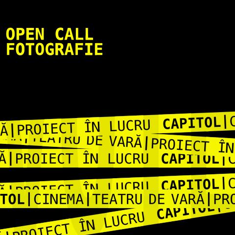 Votează: Apel deschis pentru CAPITOL – Fotografie