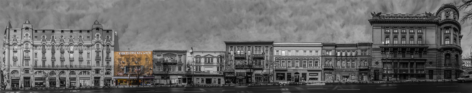 2017 Bulevardul Elisabeta Cișmigiu, Capitol, Festival, București, Cercul Militar / hub cultural Cinema / Teatru de vară Capitol © Alex Iacob / save or cancel