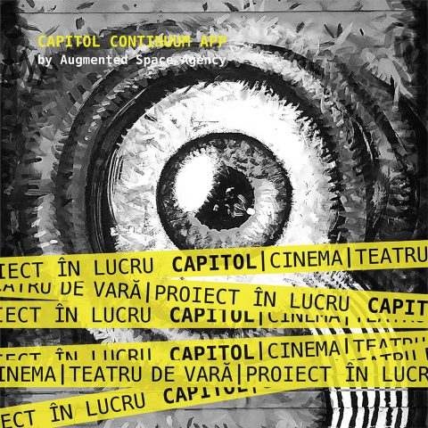 Download the CAPITOL CONTINUUM app to see inside the Capitol Summer Theatre