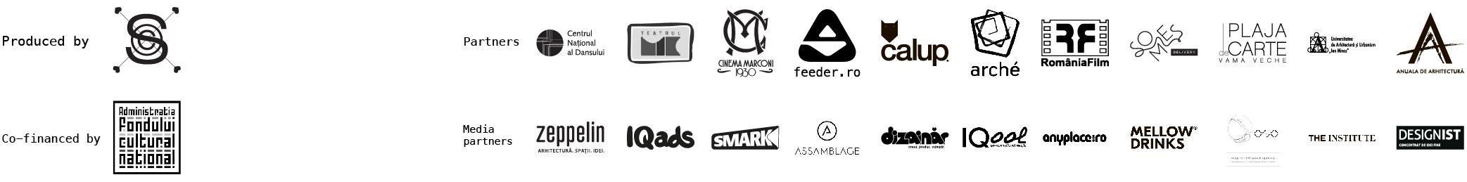 parteneri Cinema Teatrul de vară Capitol 2017-2018