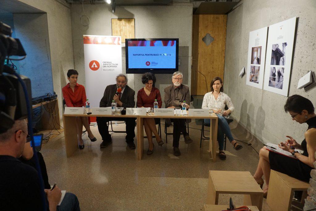 Raportul pentru București