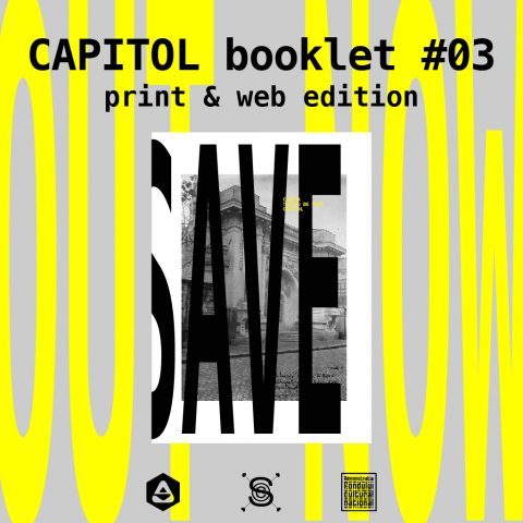 Browse online the new CAPITOL #03 booklet