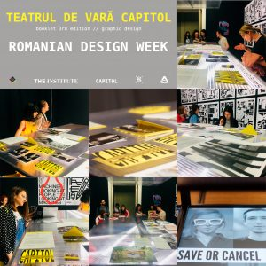 BTLT CAPITOL @ Romanian Design Week & Creative Quarter Design Festival