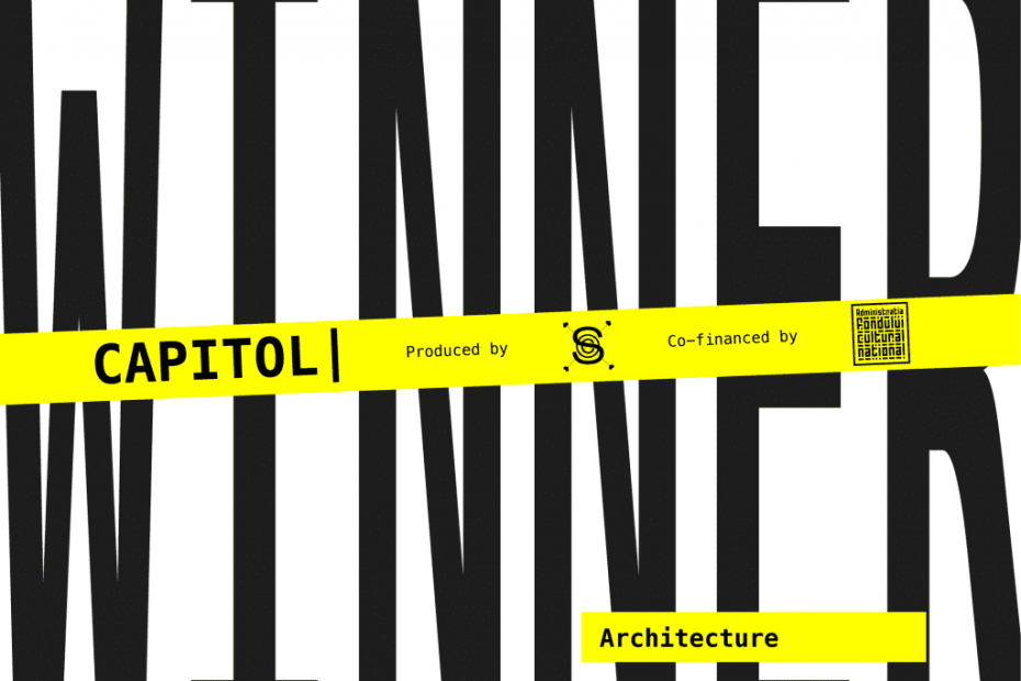 WINNER: Open call for CAPITOL – Architecture
